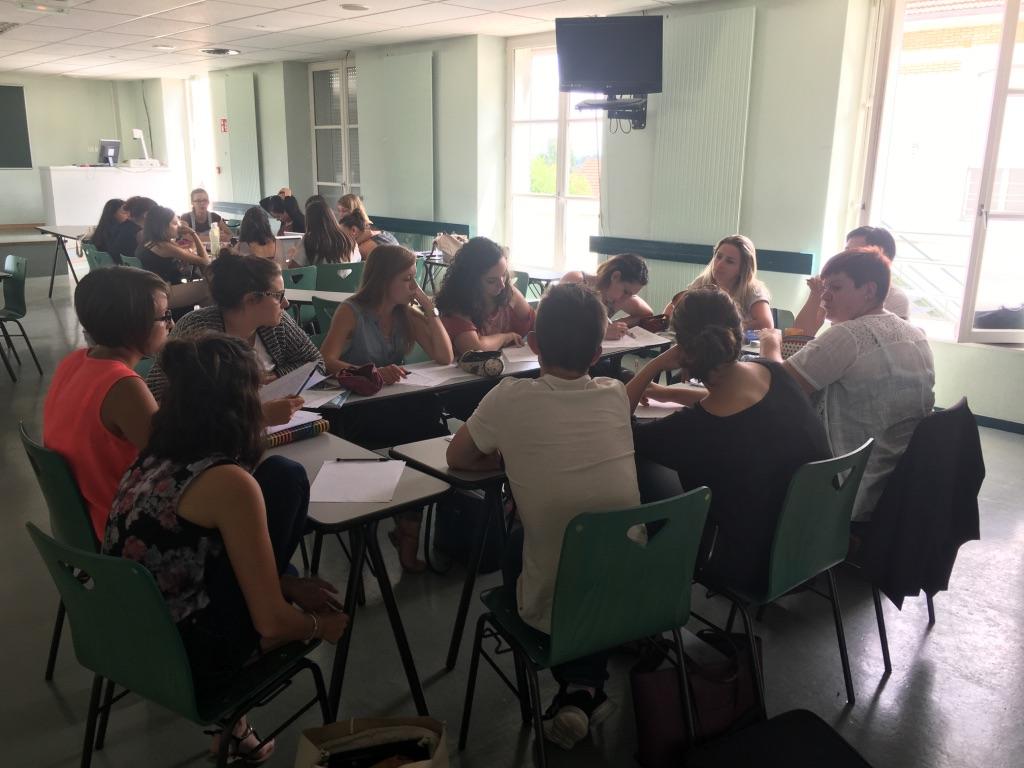 Séminaire de psycho sociale IFSI CCM